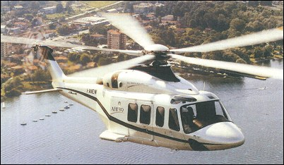 First production Bell/Agusta AB139