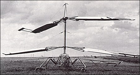 D'Ascanio helicopter