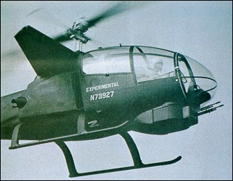 Bell 207 Sioux Scout