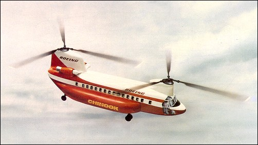 Boeing-Vertol Model 234