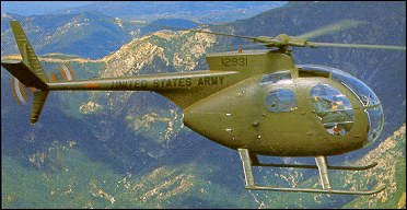 "Hughes OH-6 ""Cayuse"" / MD 500 / MD 530"