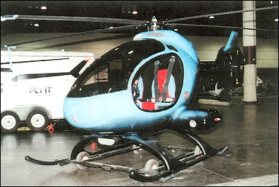 JAG 255 at Heli Expo in 2002