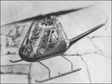 Saro P.507 helicopter project