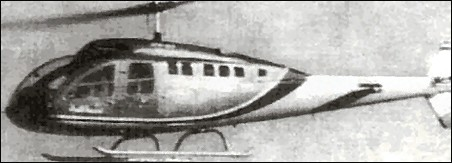 First photograph released of the Shahed 274 five-seat helicopter