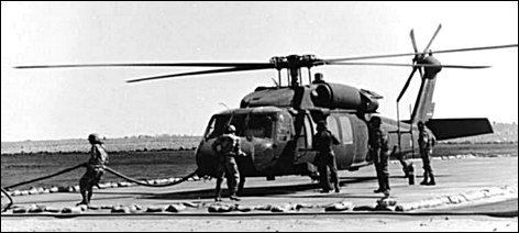 Sikorsky EH-60A Quick Fix II