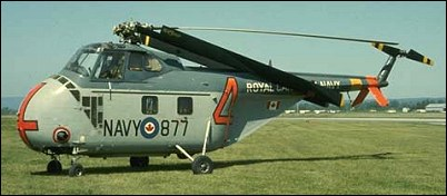 "Sikorsky S-55 ""Chickasaw"" / H-19 / HO4S / HRS"