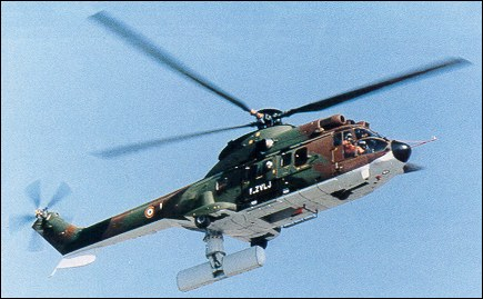 Aerospatiale AS.532 AEW