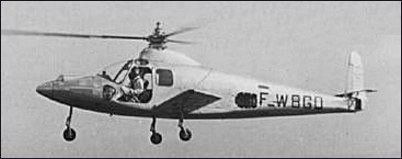 "Sud-Ouest SO-1310 ""Farfadet"""