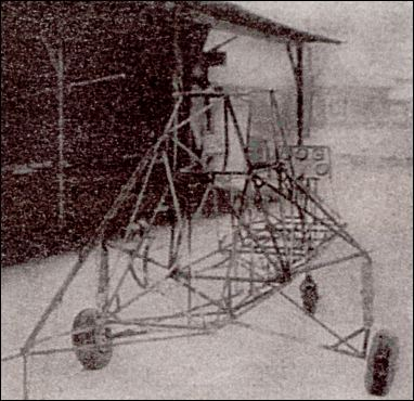 Eduard Steiner's No.3 helicopter