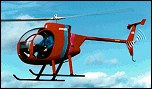 Revolution Helicopter Mini-500