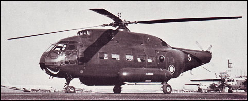 "Sud-Aviacion SE.3200 / SA.3210 ""Frelon"""