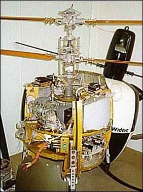 "Westland ""Wideeye"" in British Helicopter Museum, 11.03.2001"
