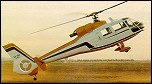 Aerospatiale AS.360 ''Dauphin''