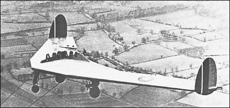 Armstrong Whitworth A.W.52G