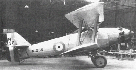 Blackburn B.T.1 Beagle