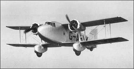 Boulton-Paul P.64 Mail-Carrier