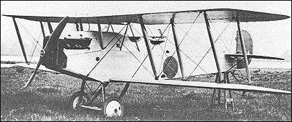 The two-bay two-seat version of the Buzzard