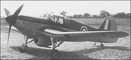 Miles M.24 Master Fighter